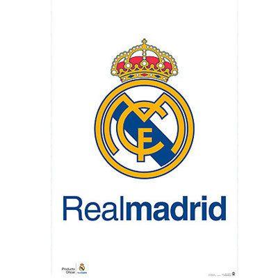 SoccerGaga.com - OFFICIAL Real Madrid C.F. Poster Crest 68, $18.99 (http://www.soccergaga.com/real-madrid-c-f-poster-crest-68/)