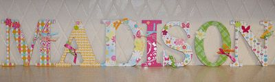 """TLC Home """"Whimsical Wall Decor"""" this would've been nice to know when i did the boys room!"""
