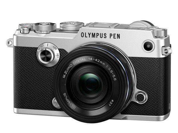 [TEST] Appareil photo hybride Olympus PEN-F 1