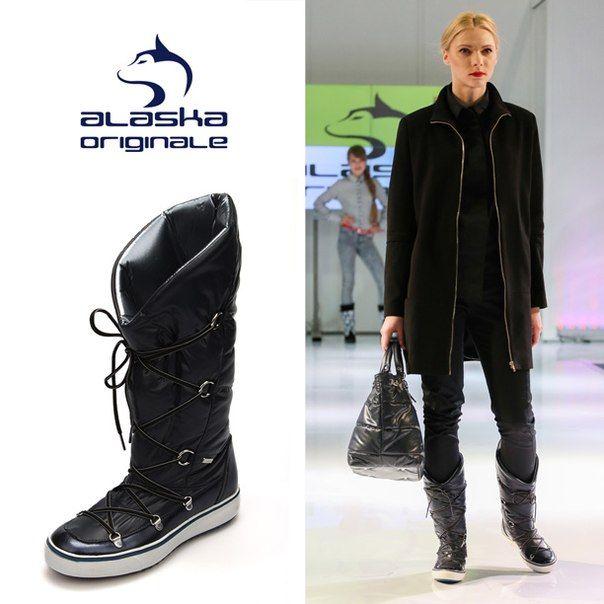 Ультра модные сапоги для девочек и женщин. #alaskaoriginale #girls #shoes #fashion #catwalk #Italy #wintershoes #cold #style #beautiful #сапоги #зима #Италия