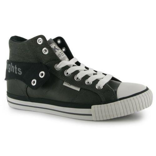 British Knights Mens Roco Fold PU Trainers Sneakers Footwear Brand New | eBay