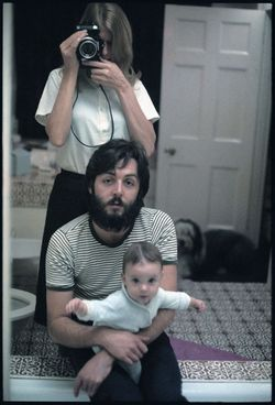 """Linda McCartney: Life in Photographs."""