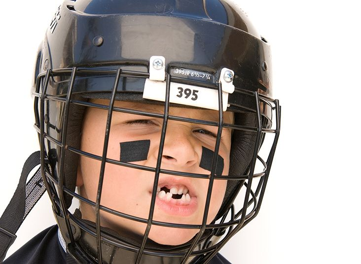 Are you tired of getting your teeth knocked out of your mouth during a hockey game? It's time to consider a custom made mouth guard! Call Barthmann Denture Clinic now: (905) 662-7521. Every year almost 5 million teeth are knocked playing sports every year. Mouth injuries can be prevented due to the use of custom sports mouth guards. It is important to get a mouth guard that fits comfortably over your teeth. ‪#‎Custom‬ ‪#‎Mouth‬ ‪#‎Guard‬ ‪#‎Hamilton