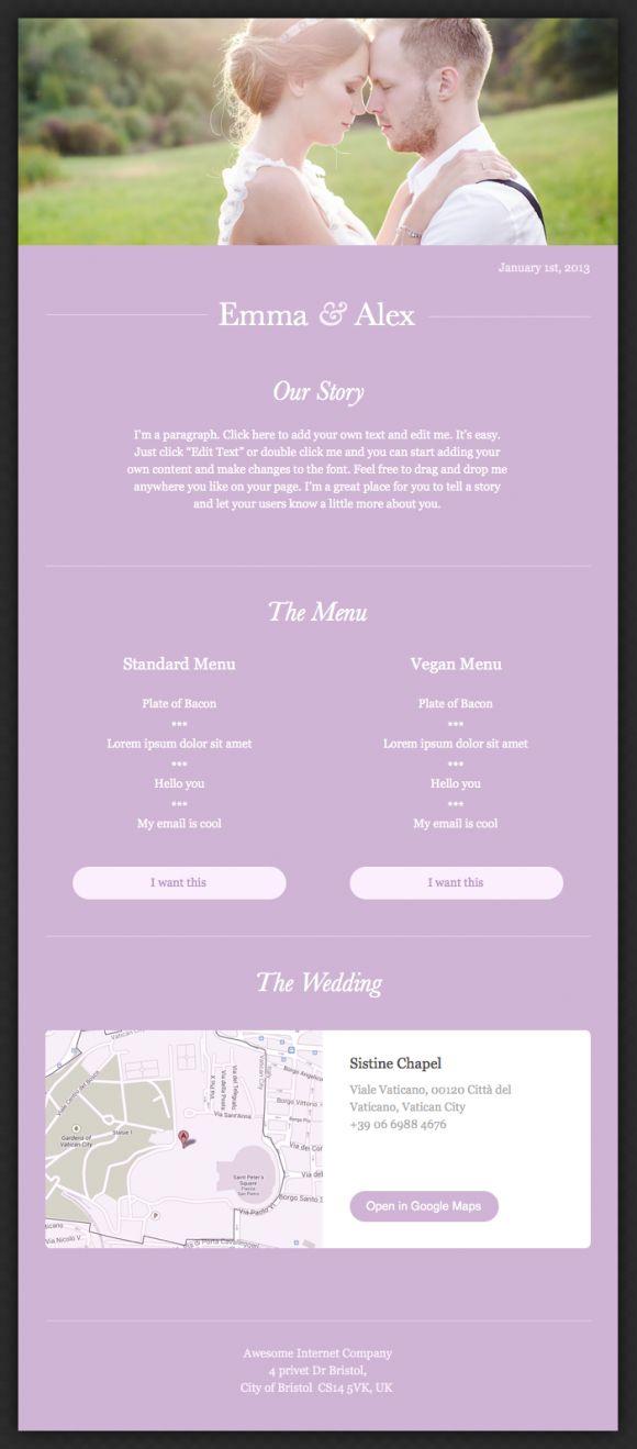 1000+ ιδέες για Template Email Html στο Pinterest Site vitrine - free newsletter layout templates