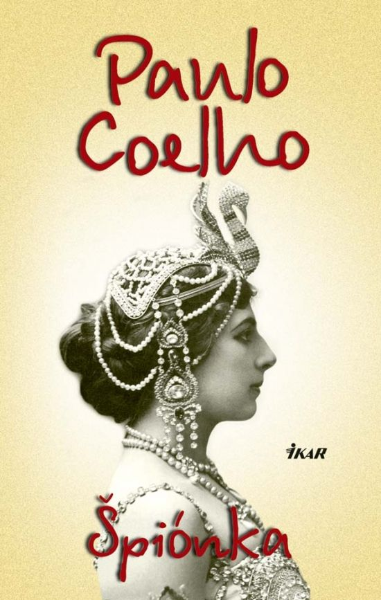 Kniha: Špiónka (Paulo Coelho) | bux.sk