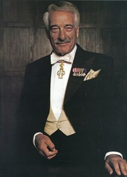 Victor Borge (3 January 1909 – 23 December 2000) - http://en.wikipedia.org/wiki/Victor_Borge