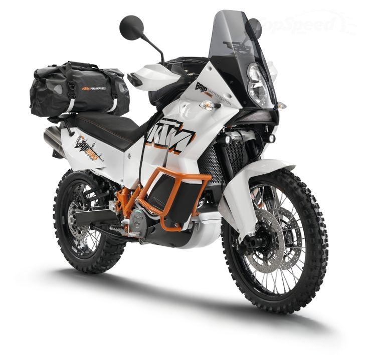 2013 KTM 990 Adventure Baja Edition obrazka - doc514490