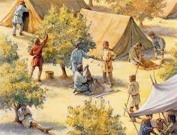 ARTICULO 3 - 12 - Los ostrogodos eran los 'godos del sol naciente'; estos términos dejaran de usarse después del año 400, cuando los godos habían sido desplazados por las invasiones de los hunos.