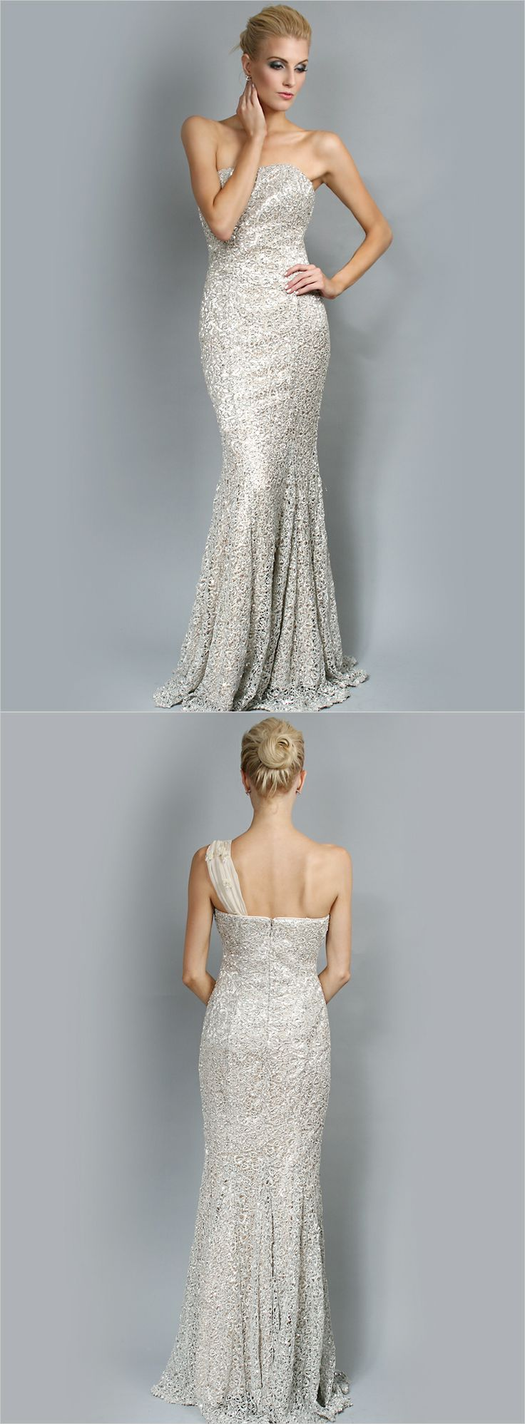 Really? I can't get over this sequence gown from White Runway, it is so dang pretty! http://whiterunway.com.au/