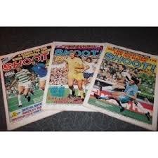 shoot football magazine 1970s - Google Search
