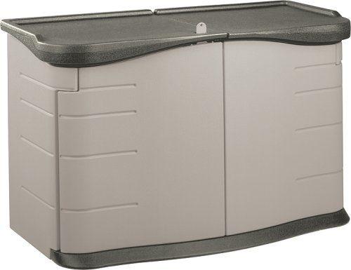 Best Trash Can Storage Sheds