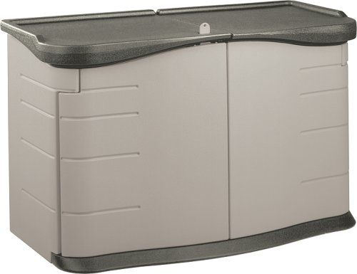 1000 Images About Best Trash Can Storage Sheds On