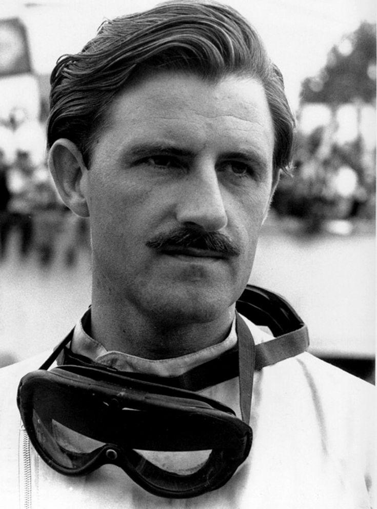 Ex Racing Driver Graham Hill died in an air crash on 29th Nov 1975