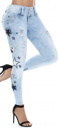 Jeans levanta cola ENE2 93342