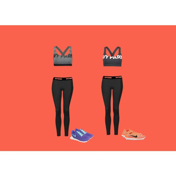 A fashion look from April 2016 by emy-belle featuring Ivy Park, Topshop et NIKE