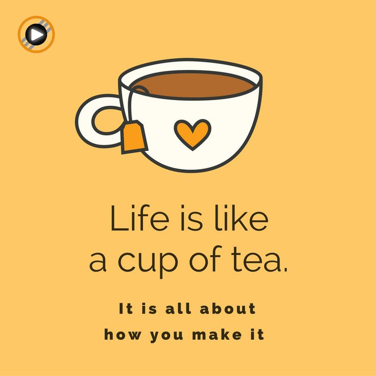 Are you a tea lover? I am and that's so true!! #lifestyle #lifechanging #inspiration #motivation