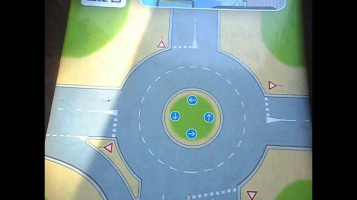 Savoir aborder et franchir un rond-point (permis de conduire étape 2) le...