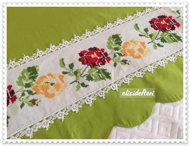 Günaydın arkadaşlar;     Bildiğiniz gibi, özellikle ev tekstili alanında eski kaneviçelerin, dantellerin değerlendirilmesi suretiyle üretil...
