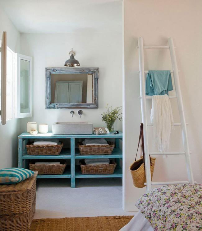 Cómo decorar un mini apartamento de verano