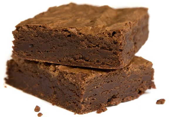 CHOW's Intense Brownies---THESE are literally my favorite brownies!  and have been for several years....as in 9 years!  thanks @Sonia K-G