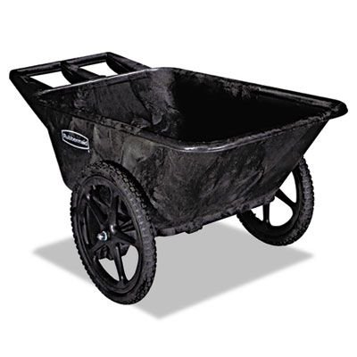 Rubbermaid 5642BLA Commercial Big Wheel Agriculture Cart #5642BLA #Rubbermaid #Carts  https://www.officecrave.com/rubbermaid-commercial-5642bla.html