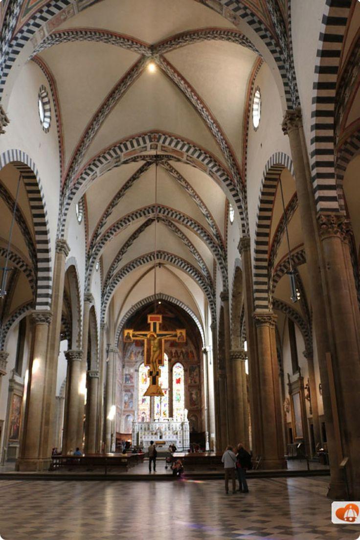 Santa Maria Novella Church, Florence, Italy:Dominican Gothic Church Santa Maria Novella