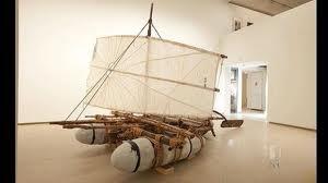 Ian Fairweather raft