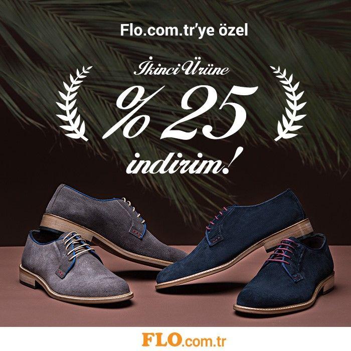 Yeni nesil klasikler, modern kesimleri ile göz alıyor! Flo.com.tr'ye özel seçili erkek ürünlerinde satın aldığınız ikinci ürüne %25 indirim kampanyası başladı! #SS16 #newseason #summer #spring #ilkbahar #yaz #yenisezon #fashion #fashionable #style #stylish #flo #floayakkabi #shoe #ayakkabı #shop #shopping #women #womenfashion #trend #moda #ayakkabıaşkı #shoeoftheday