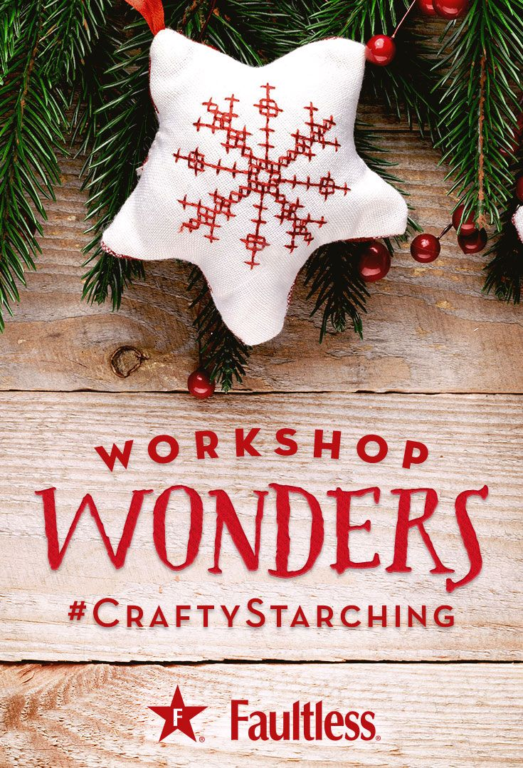 25 best crafting with faultless starch images on pinterest craft