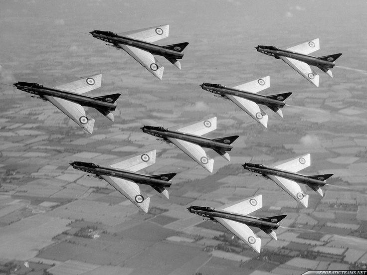 Firebirds - Royal Air Force Aerobatic Display Team