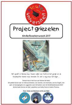 Kinderboekenweek 2017   Lesidee kleuters   Griezelen