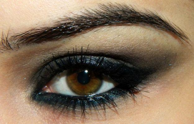 Удивительный макияж Смоки Айс  ::: onelady.ru ::: #makeup #eyes #eyemakeup