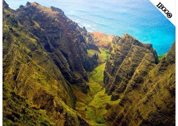 Meraviglie del mondo! Awa'awapuhi Trail (Hawaii)