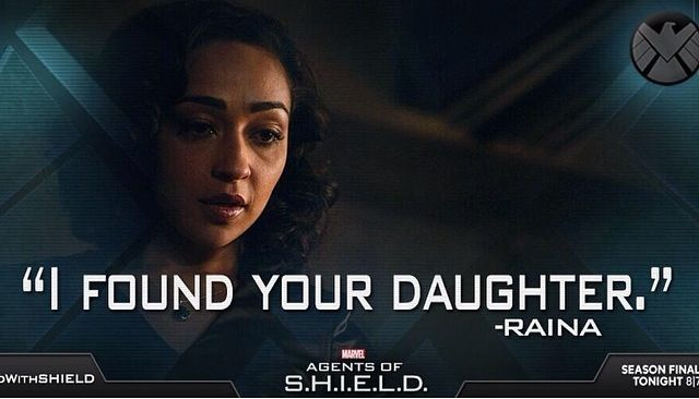 Agents of SHIELD | Reina and Skye's Dad