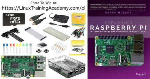 Raspberry Pi Ultimate Starter Kit Giveaway (6/15/2017) {WW} some... IFTTT reddit giveaways freebies contests