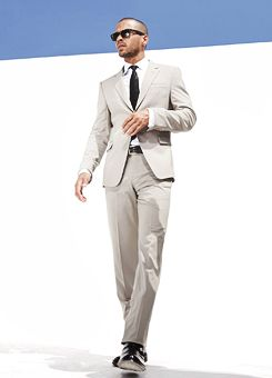 Jesse Williams in a suit-hot damn  f6462bad0586a
