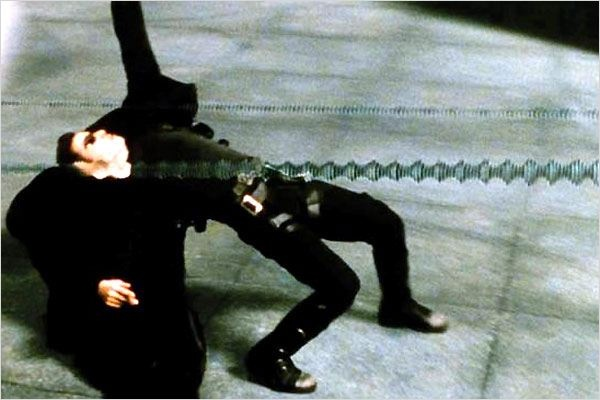 Matrix /// 31 march 1999; realisators & script : Andy & Lana Wachowski; actors : Keanu Reeves, Carrie-Anne Moss, Hugo Weaving, Laurence Fishburne & Joe Pantoliano