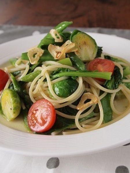 春野菜のパスタ by still / レシピサイト「Nadia | ナディア」プロの料理を無料で検索