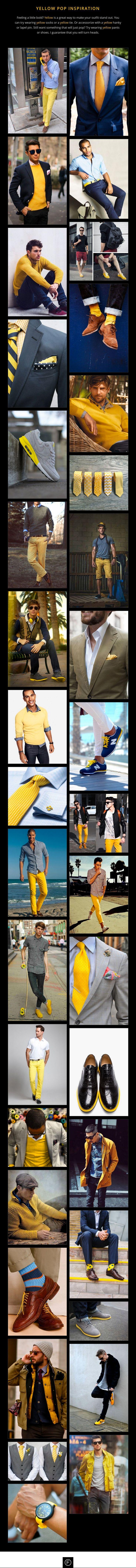 Yellow - estilo en Amarilllo