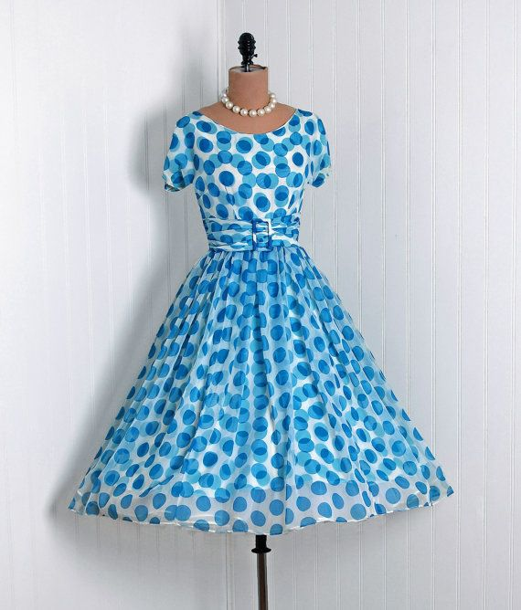 Cinderella Couture Baby Girls Pink White Polka Dot Belted: 1000+ Images About 50s Dress On Pinterest