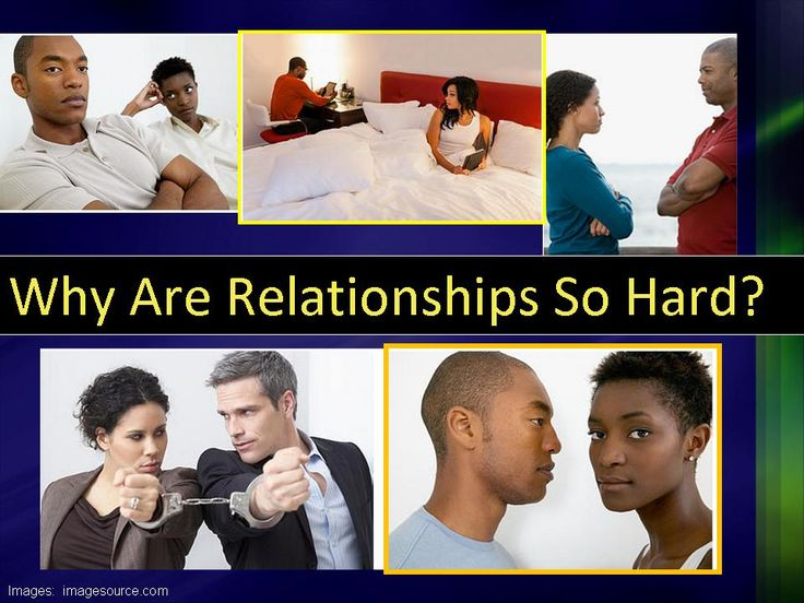Why dating is hard for guys