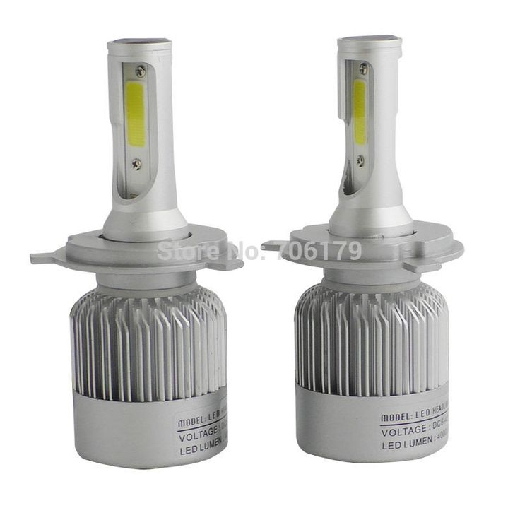 Find More Car Light Source Information about H4 LED Car Headlight Bulb Hi Lo Beam Auto Headlamp 72W 8000LM 6000K COB Led Headlights for Audi/BMW/Ford/Toyota/VW/Honda,High Quality 80w 8000lm,China headlight bulb Suppliers, Cheap h4 led car headlight from Iwellup Store on Aliexpress.com
