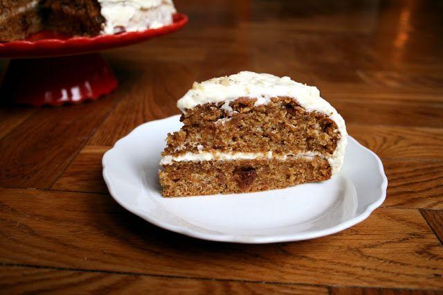 Dit is de aller lekkerste carrot cake van de wereld! Ik was het recept kwijt, maar eindelijk heb ik hem terug. Hmmmm! ~s