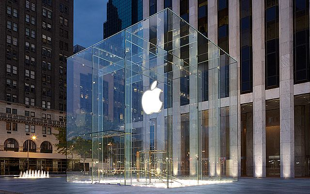 Apple Store - Fifth Avenue NYC