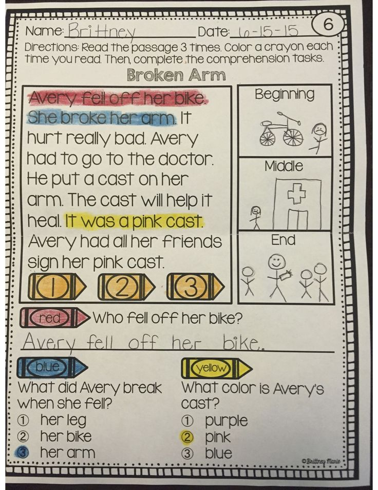 Find the Evidence! Reading comprehension and fluency passages.