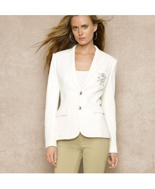 Ladies Polo blazer