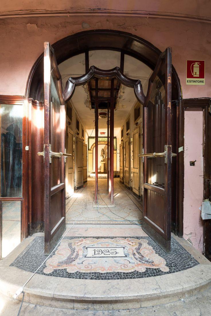 Villa necchi campiglio by piero portaluppi platform - Piero Portaluppi Filippo Poli Piero Portaluppi Albergo Diurno Venezia