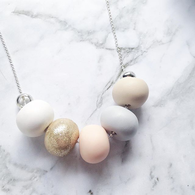 Our Cup Weekend Sale ends tonight! All necklaces are currently $15  #seedandstone #polymerclaynecklace #polymerclay #pastels #style #morningtonpeninsula #geelong #melbourne #melbournestyle #sydneystyle #styleblog #smallbiz #fashionblogger #bargaindiaries #stylediaries