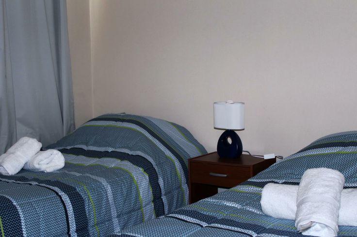 habitacion 2 del departamento en Huerfanos en santiago de chile que arendamos