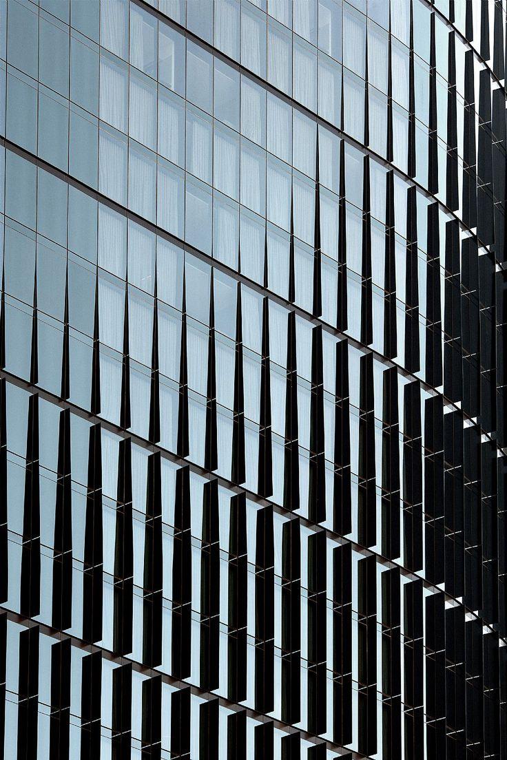 Crown Metropole Facade - Melbourne